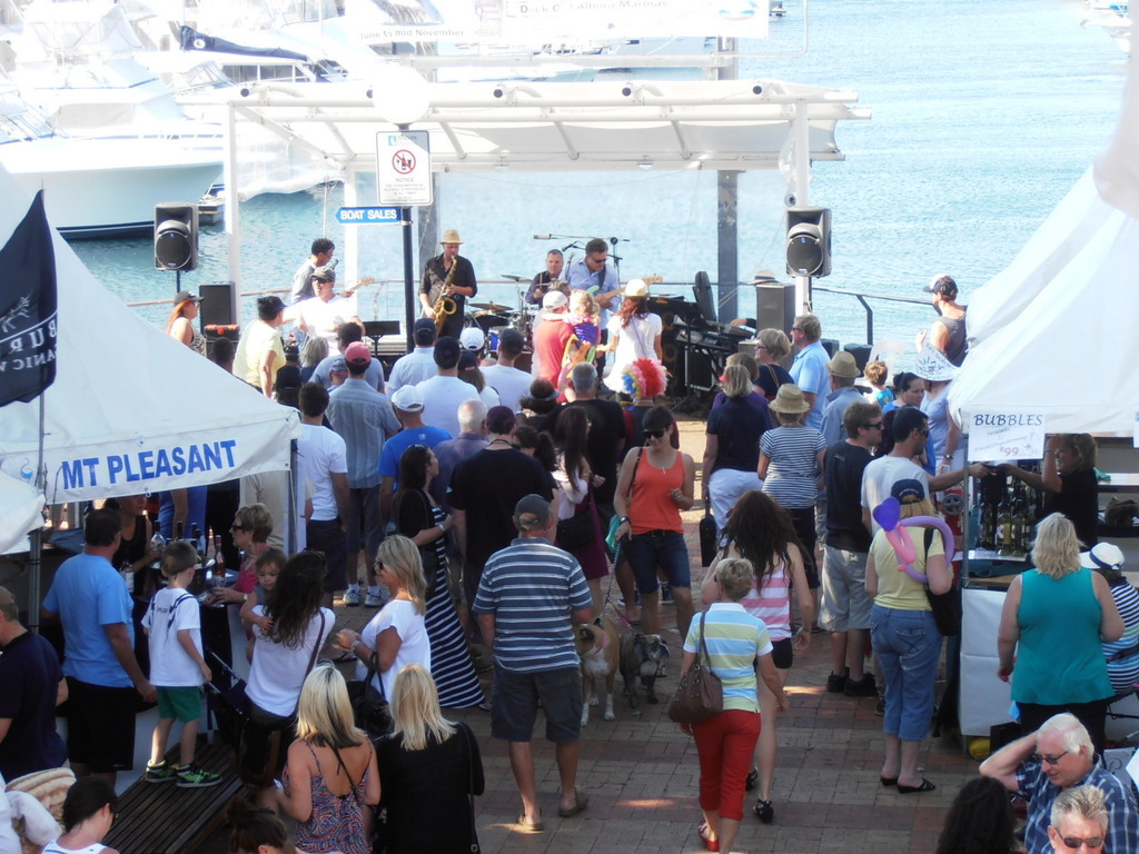 port stephens events
